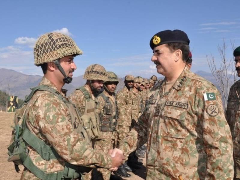 Raheel Sharif orders countrywide 'combing operations' against terrorists, facilitators
