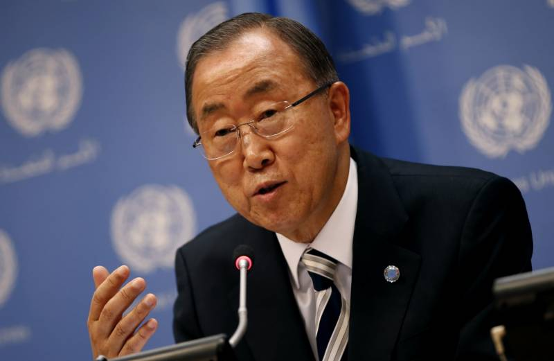 171 countries to sign Paris climate deal: UN chief