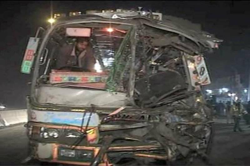 6 killed in a road accident near Liaqatpur