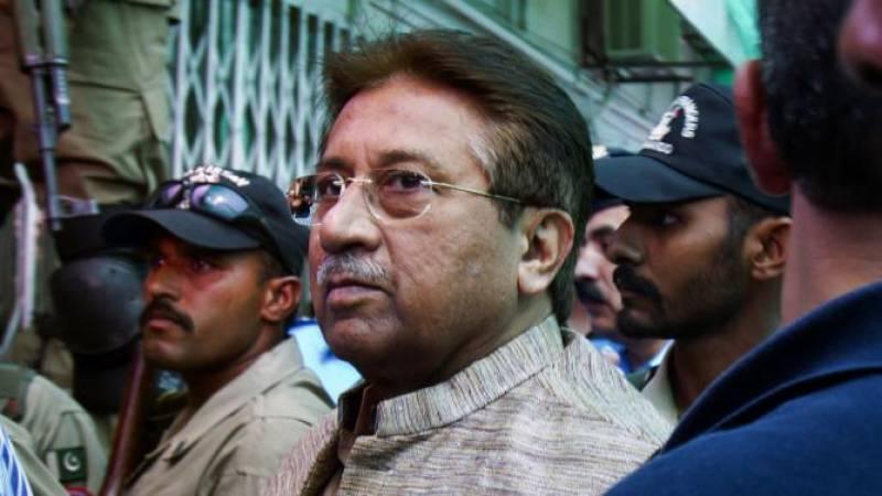 Judges detention case: ATC terms Musharraf's medical report 'fake'