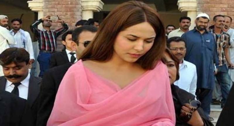 SC directs Ayyan Ali to approach SHC for contempt of court petition