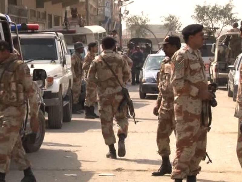 Sindh Rangers launch WhatsApp helpline