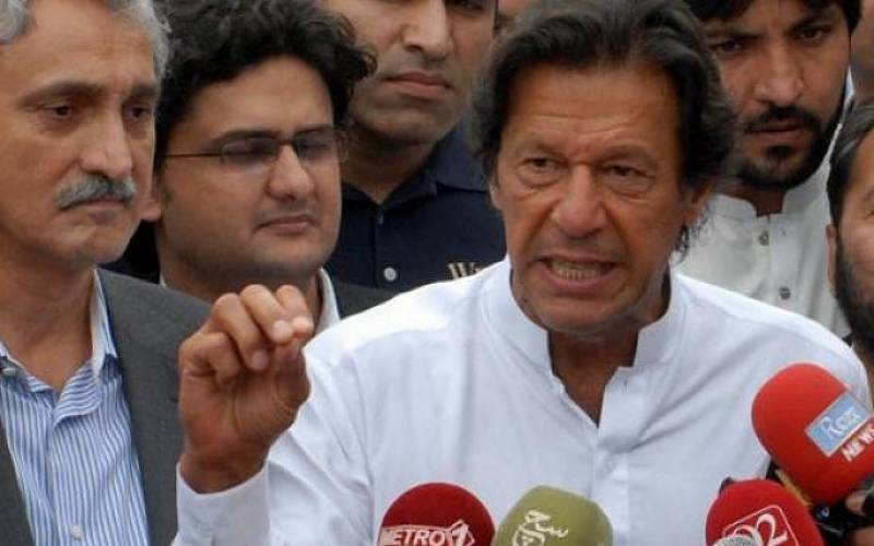 No change in venue for Lahore rally, says Imran Khan