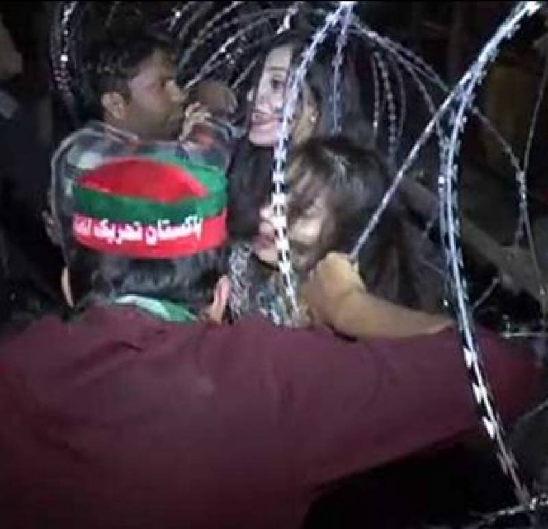 Four accused involved in PTI's women workers harassment case identified