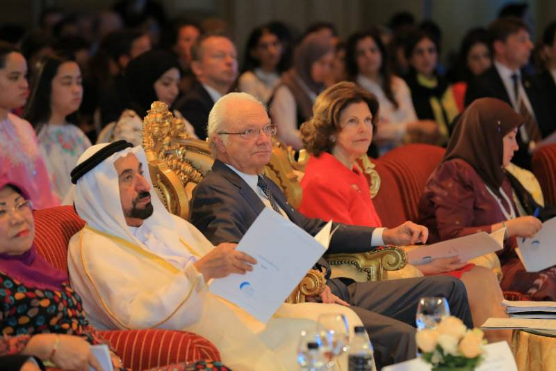 Global Child Forum: Ruler of Sharjah calls for protection of all children