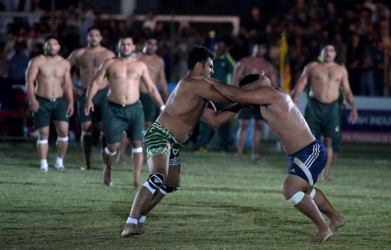 Pakistan beat rival India to retain Asian Kabaddi Cup 2016