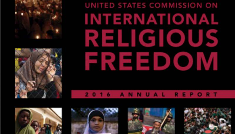 Religious intolerance increasing in India: US Religious Freedom Commission