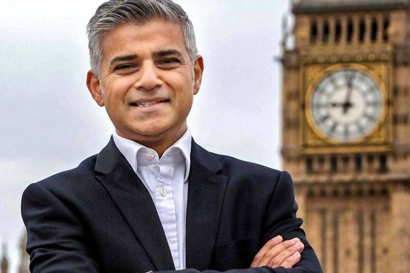 Sadiq Khan becomes first Muslim mayor of London