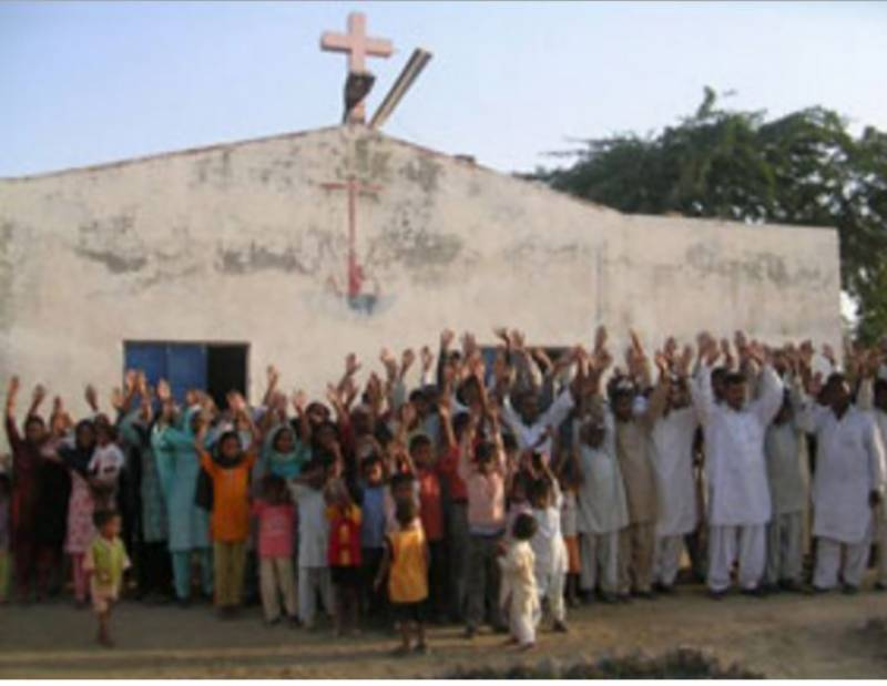Six years after Gojra riots, Muslims raise funds to build church in the area