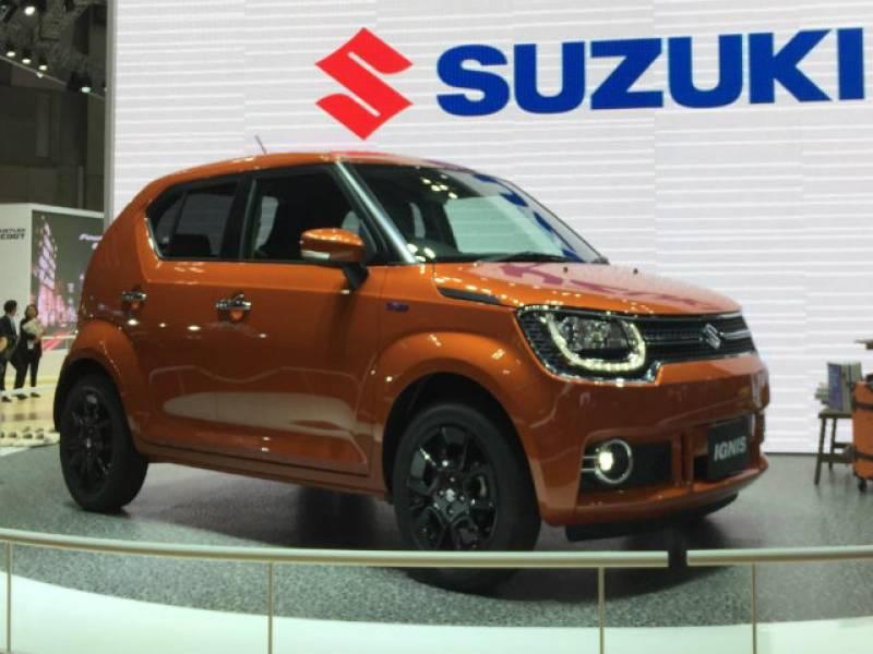 Suzuki pledges $460m investment if Pakistan revises new auto policy