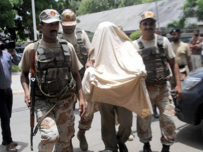ATC hands over three target killers to Rangers on 90 days remand