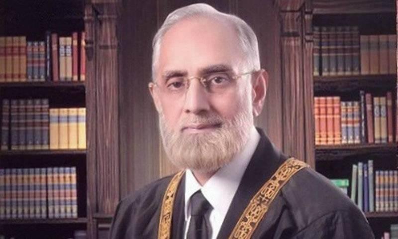 CJP Jamali warns elites against the politics of 'trading allegations'