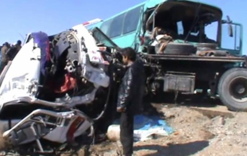 Afghanistan tragedy: Over 50 dead, 60 injured as bus collides with oil tanker