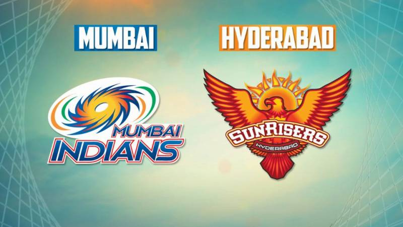 IPL 2016 Match 37: Mumbai Indians vs Sunrisers Hyderabad - Watch Live Score and Live Streaming