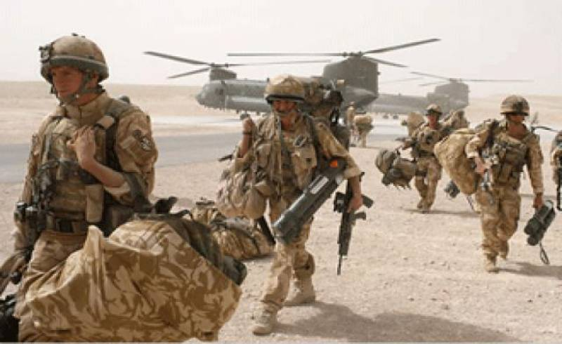 Two NATO soldiers killed in Afghanistan