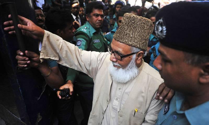 Bangladesh hangs JI leader Motiur Rahman over '1971 war crimes'