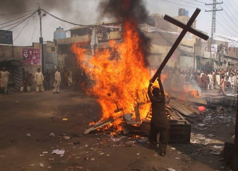 'Leave village or convert': Christian community threatened after member accused of blasphemy