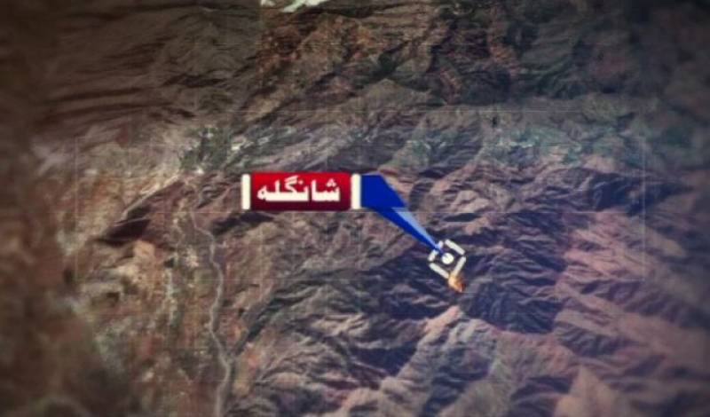 Four people killed after car plunges into Shangla ravine