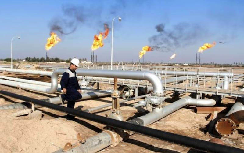 Oil prices dip after strong rally
