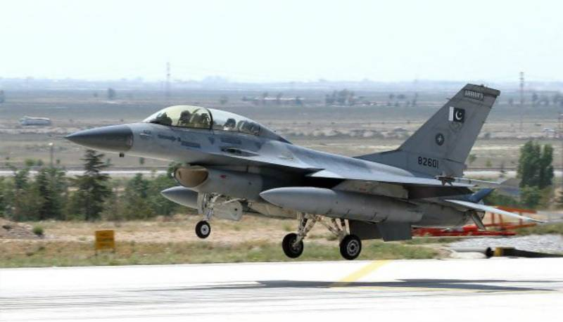 Turkey to modernise Pakistan F-16 fleet