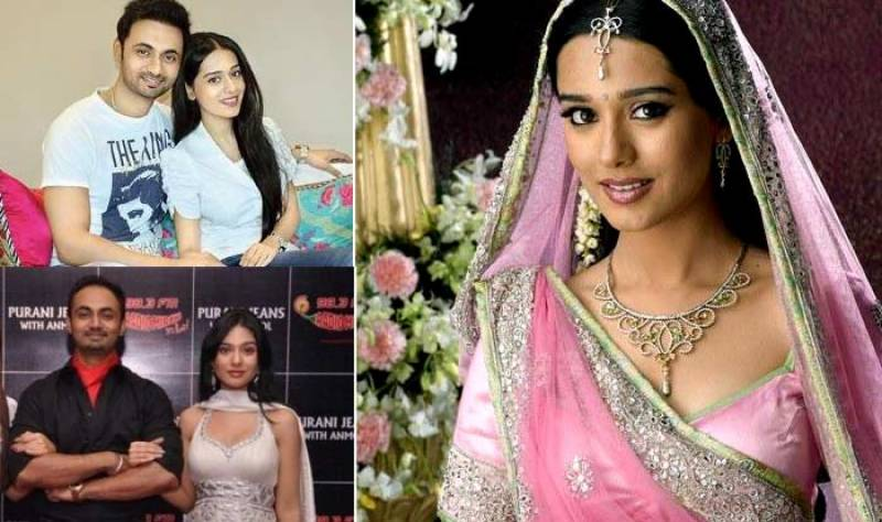 Bollywood actress Amrita Rao gets married to RJ Anmol