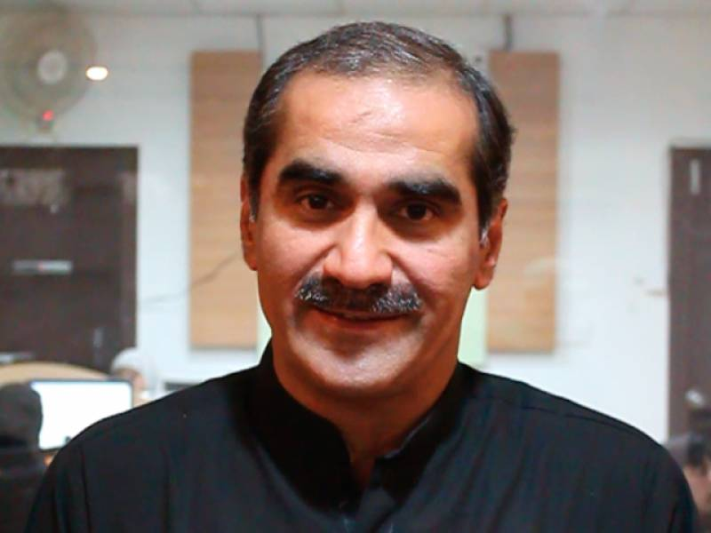 Political issues should be resolved at political forums: Khawaja Saad