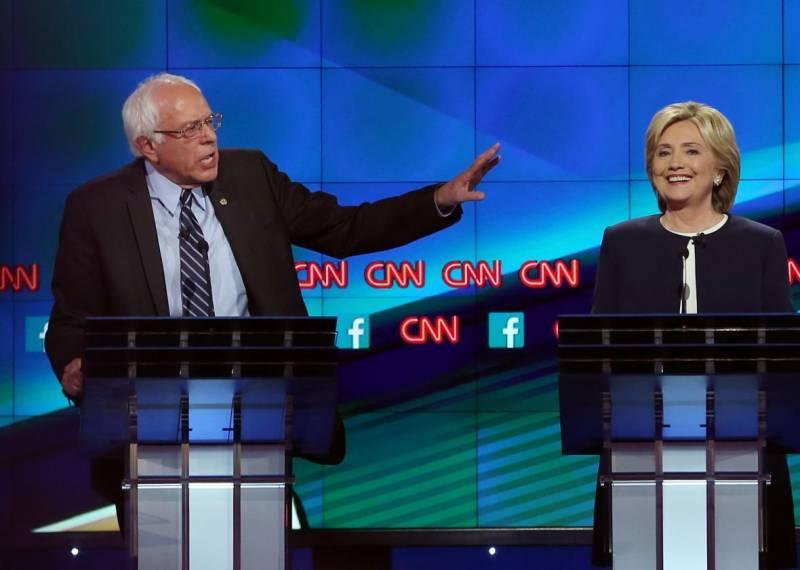 US Presidential Primaries: Sander wins Oregon, Hillary takes Kentucky
