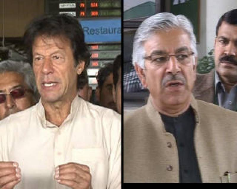 VIDEO: Imran Khan on Penthouses, Khawaja on