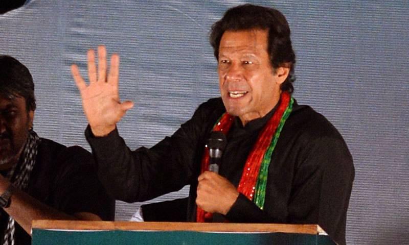 Will protect Kashmiri rights, not business interests like Nawaz: Imran Khan