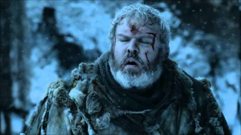 Hodor reveals everything about