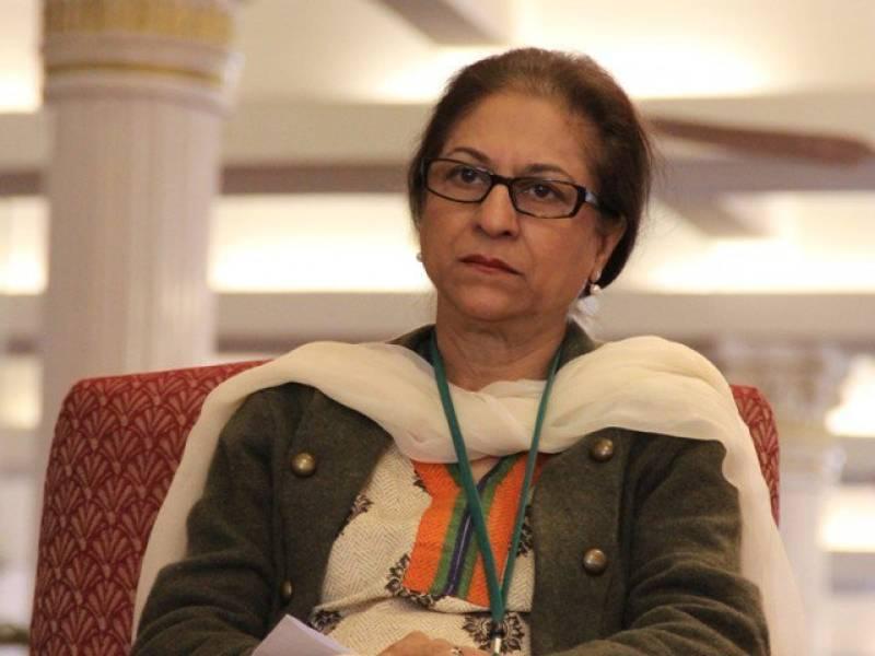 Asma Jahangir doesn't speak against drone strikes but