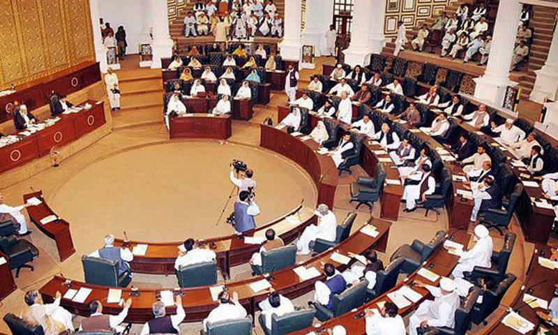 KP Assembly condemns US drone attack in Pakistan