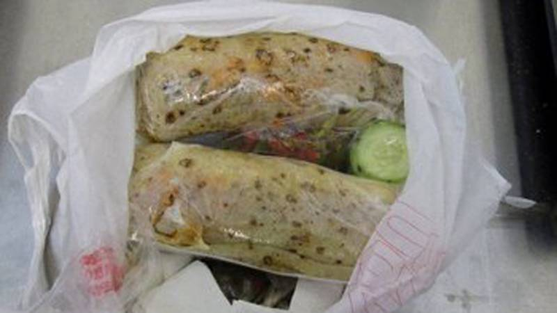 This woman tried to sneak drugs into the US by making them look like food