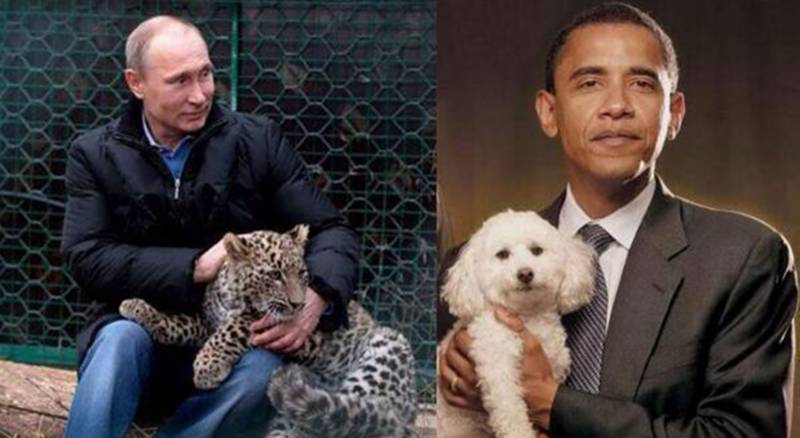 15 years of Putin v.s. 7 years of Obama: Who was better for the world?