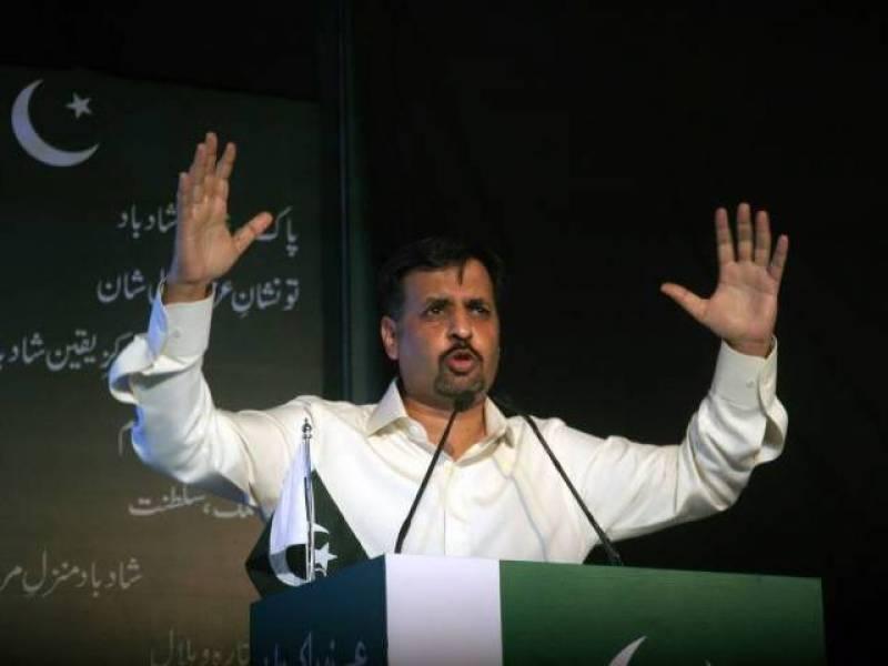 Mustafa Kamal calls for public empowerment in Balochistan