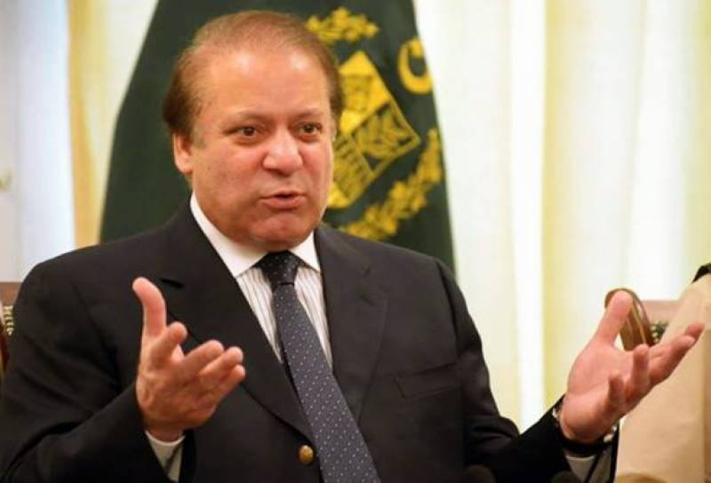 Pakistan's atomic program only for safety: PM Nawaz's message on Youm-e-Takbeer