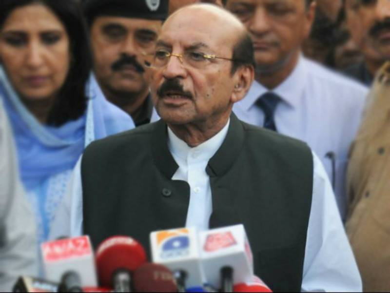 Sindh CM says reports on Thar drought