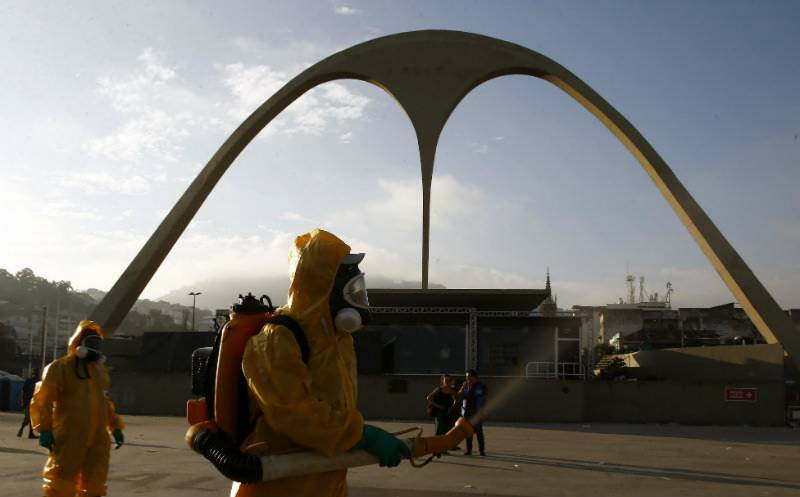 WHO rejects scientists, doctors calls to shift Olympics over Zika fears