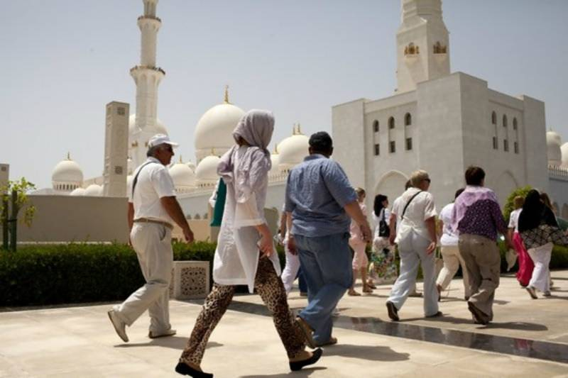Non-Muslims allowed entry in four historic Saudi mosques