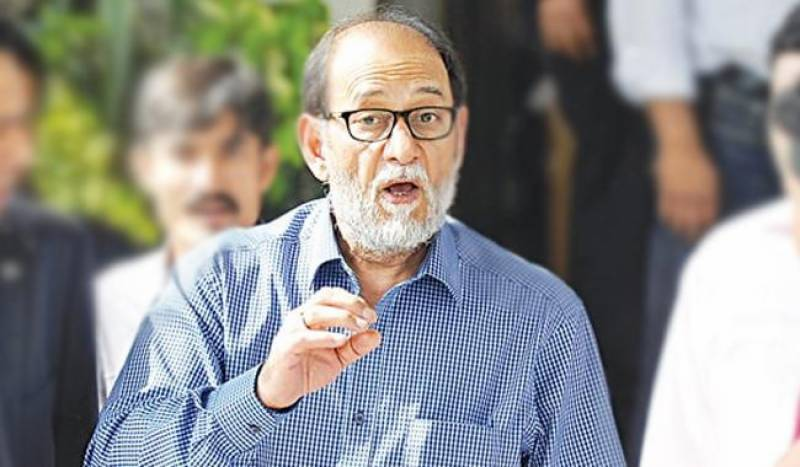 Arrest warrants issued for PML-N MNA Rohail Asghar