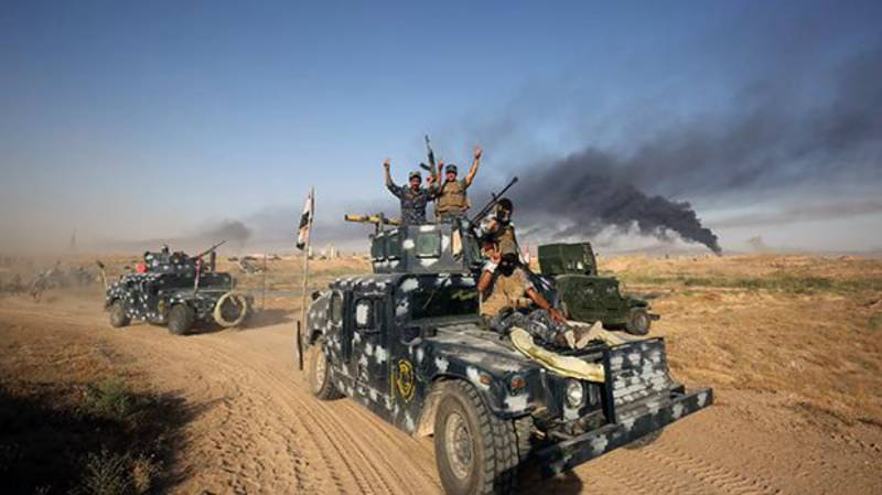 Fall of ISIS near? Iraqi forces enter Fallujah for 'final' assault
