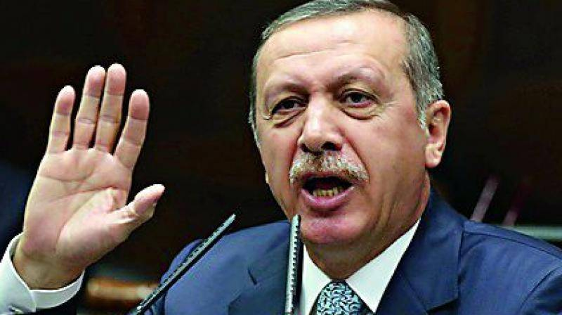 Family planning, contraception not for Muslims: Tayyip Erdogan