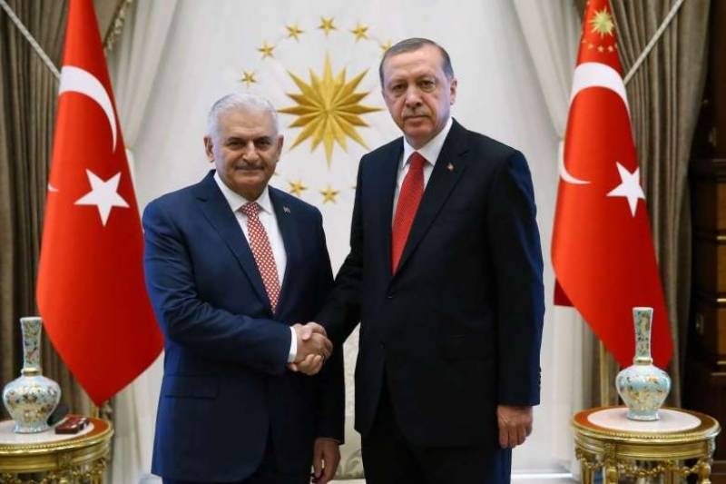 Turkish PM Binali Yildirim wins vote of confidence in parliament