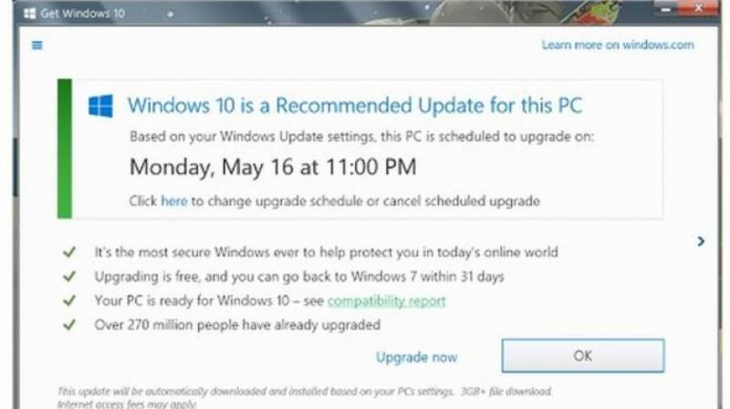 Windows 10 upgrade: Chinese angered by Microsoft's