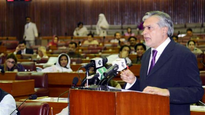 PML-N governemnt to present Rs 4.8t federal budget on Friday
