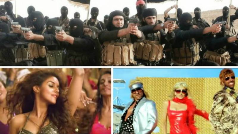 In the war on ISIS, Bollywood songs are being used by UK troops as a psychological weapon
