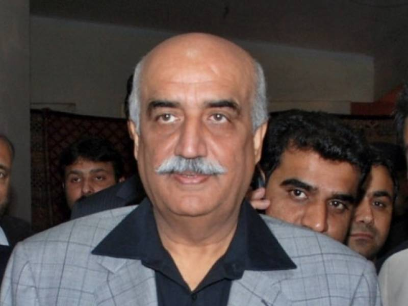 President Mamnoon's address disappointing: Khurshid Shah