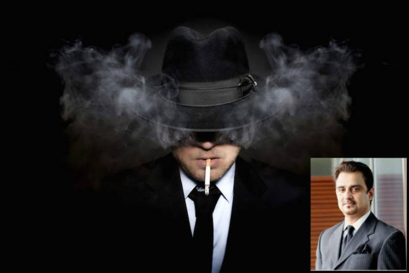The man who robbed the Italian Mafia is now after an innovative Pakistani startup, Investor's Lounge