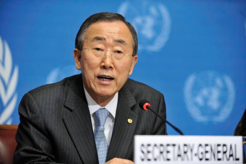 UN Chief wishes PM Nawaz a speedy recovery