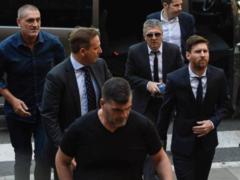 I didn't know anything: Messi tells tax fraud trial